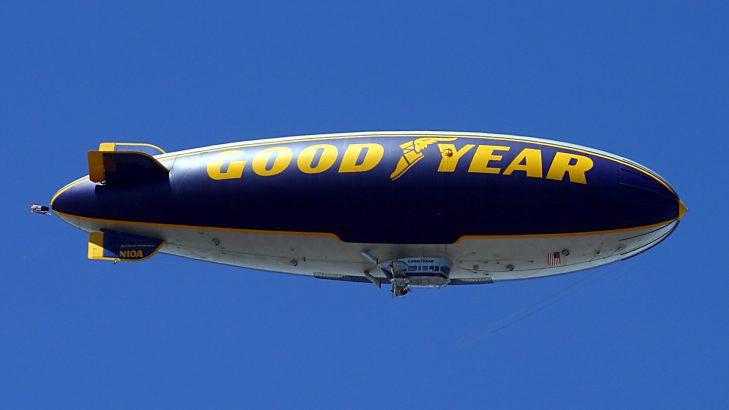 Goodyear To Create A Concept Tyre For The Sky
