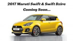 Maruti Swift 2017