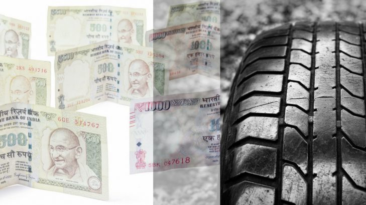 Rubber Prices at 3 Year High, Tyre Makers Feeling The Pinch