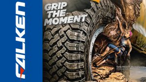 Falken Tyres Grip The Moment