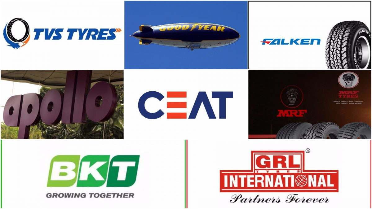 best tyre companies in india