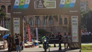 Dakar Rally 2017 Paraguay Bolivia Argentina
