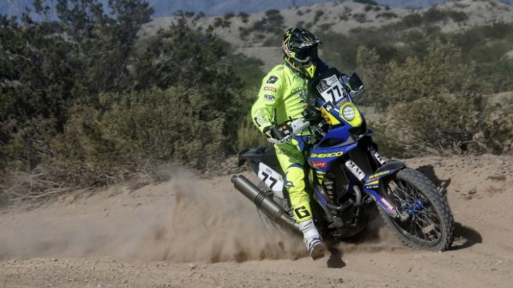 Dakar Day 3 Update: Sherco TVS Factory Rally Team's Pedrero And Metge In Line, Arvind KP Exits Rally