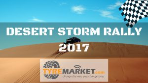 Maruti Suzuki Desert Storm Rally India