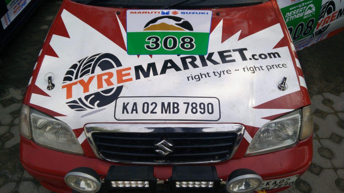 Desert Storm Rally 2017