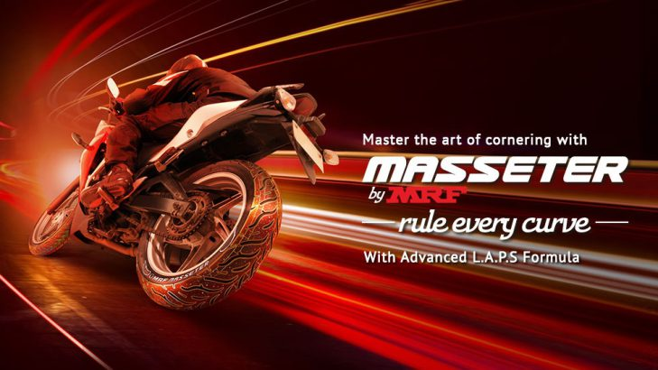 MRF Masseter: Why It Is One Of The Best Bike Tyres Launched In India?