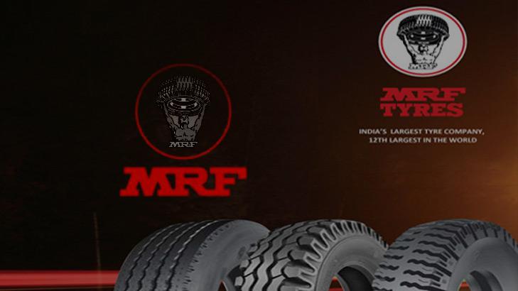 MRF Tyres News