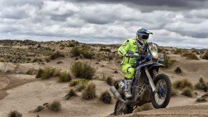 Dakar Rally 2017 Sherco TVS