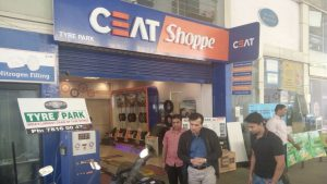 CEAT TyrePark Shoppe Bengaluru