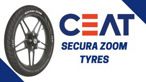 Ceat secura zoom tyre