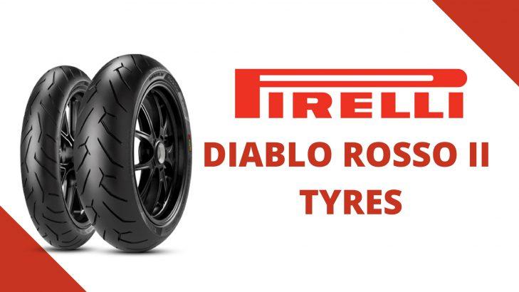 Pirelli Diablo Rosso II Tyre