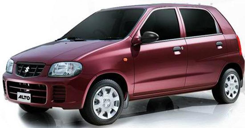 Maruti Suzuki Alto - Low-Maintenance Cars