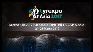 Tyrexpo Asia 2017 Singapore