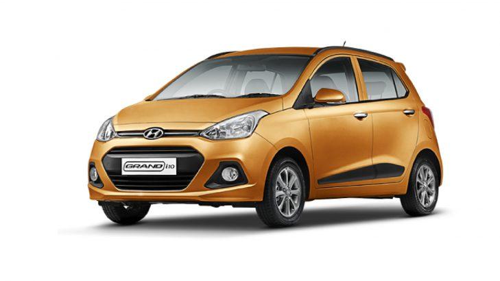 Hyundai Grand i10 Maintenance
