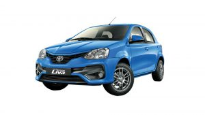toyota etios liva ground clearance