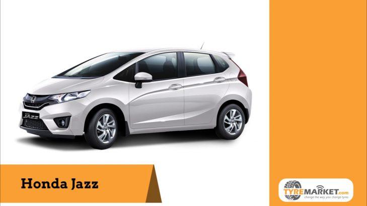 New Honda Jazz mileage