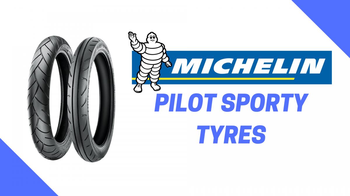 Michelin Pilot Sporty Bike Tyre