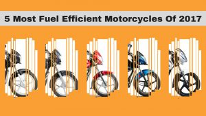 5 High Mileage Motorcycles In India 2017