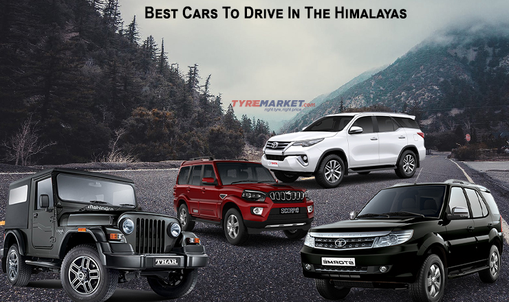 10 Best Cars To Drive On The Himalayas Offroad Car India
