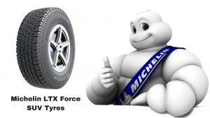 Michelin LTX Force SUV Tyres