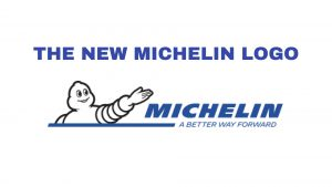 MICHELIN NEW LOGO LAUNCHED