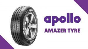 Apollo Amazer Tyre