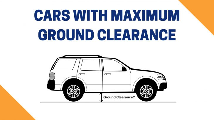 13 Indian Cars With Maximum Ground Clearance – Highest Ground Clearance Cars
