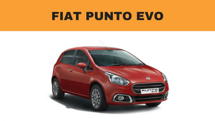 Fiat Punto Evo Ground Clearance