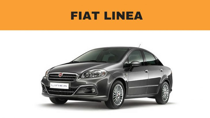 Fiat linea ground clearance
