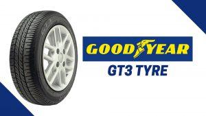 Goodyear GT3 Tyre Price