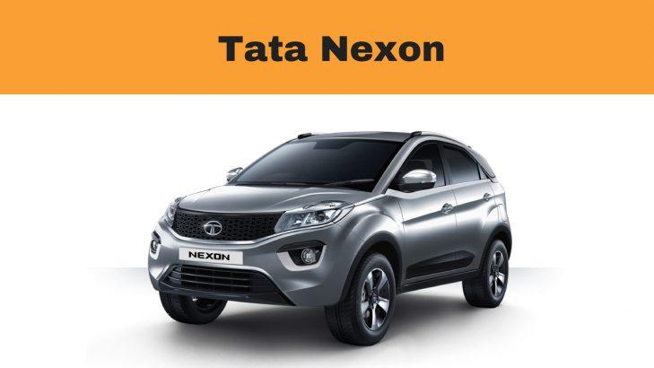 Tata Nexon Ground Clearance