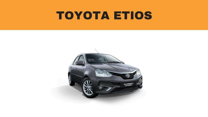 Toyota Etios Ground Clearance