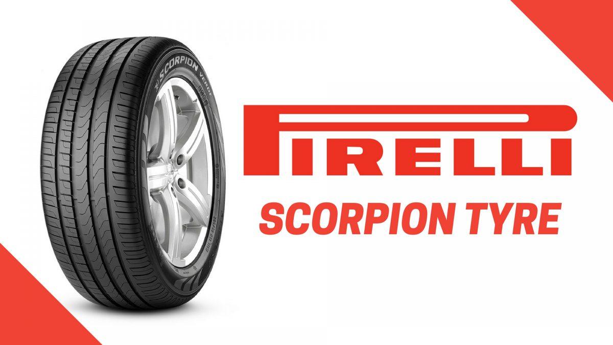 Buy Pirelli Scorpion Tyre