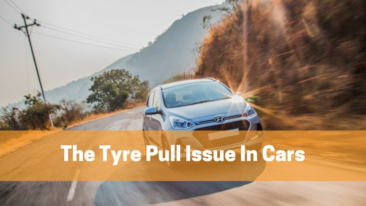 Determining The Tyre Pull Issue – Tyre Conicity
