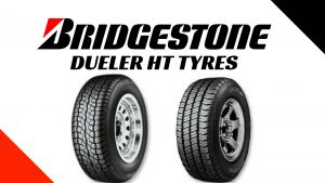 Bridgestone Dueler HT Tyre
