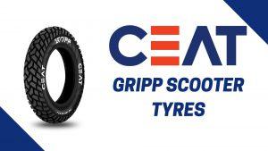 Ceat Gripp Scooter Tyre