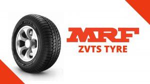MRF ZVTS Tyre