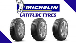 Michelin Latitude Tyre