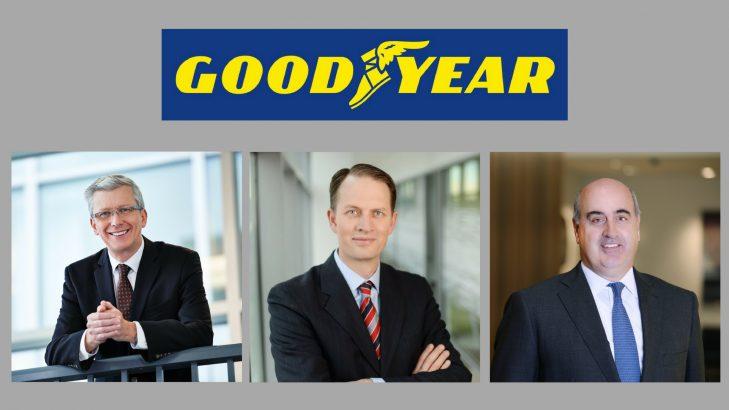 Goodyear Rearranges Its Senior Leadership Roles
