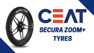 Ceat Secura Zoom Plus Tyre