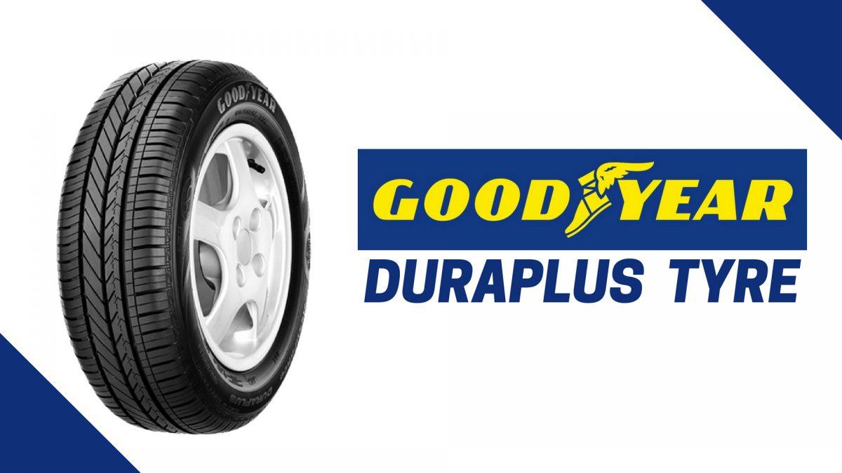 Buy Goodyear Duraplus Tyre