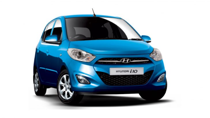 Hyundai i10 Recommended Tyre Upsize – Car Tyre Upgrade Guide