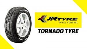 JK Tornado Tyre