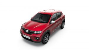 Renault Kwid Ground Clearance