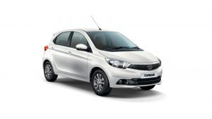 Tata Tiago Ground Clearance