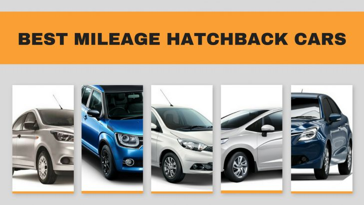 best mileage hatchback cars in india