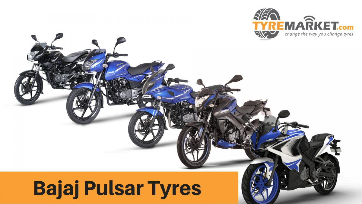 Bajaj Pulsar Bike Tyres Price List