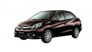 Honda Amaze Ground Clearance