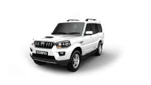 Mahindra Scorpio Ground Clearance