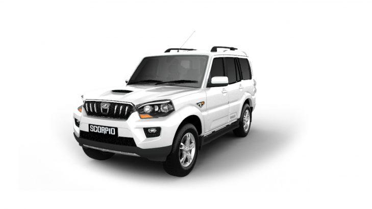 top 10 SUV in India-Mahindra Scorpio